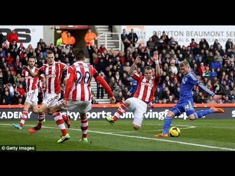 Stoke-Chelsea 3-2 Crouch Ireland Assaidi Goals win it in 90th min! Review & Match Reaction