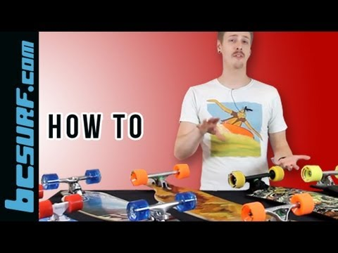How To Choose A Longboard - BCSurf.com