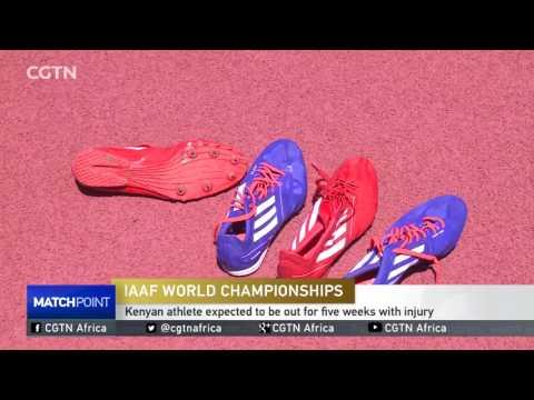 IAAF World Championships: David Rudisha speaks on quad muscle strain injury