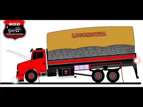 desenho de caminhões 2013