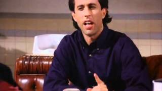 Seinfeld - The Gymnast, Eat Some Trash remix