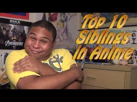 Bcg Top 10: Top 10 Siblings In Anime video