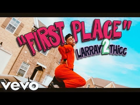 THE RACE (REMIX) - FIRST PLACE / LARRAY (OFFICIAL MUSIC VIDEO)