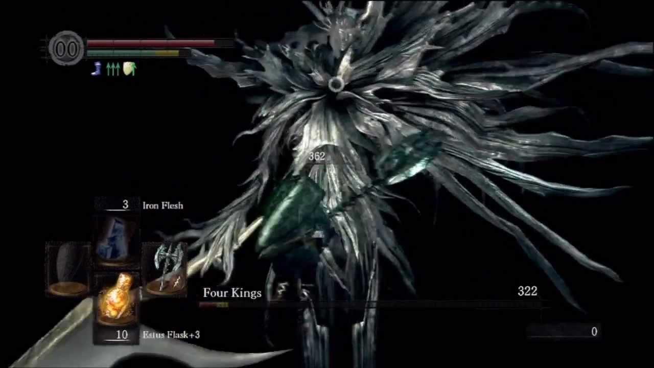 Dark Souls  Regen Ring