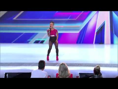 Paige Thomas - I'm Goin' Down (The X-Factor USA 2012) [Audition]
