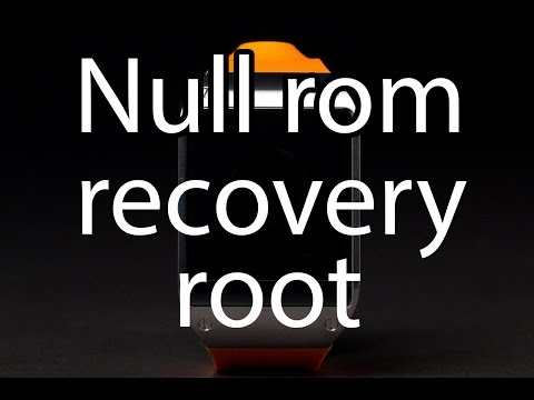 Galaxy gear root flash custom recovery install rom null 23