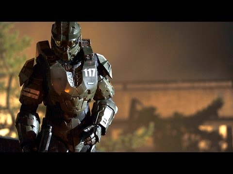 EXCLUSIVE HALO 4 Forward Unto Dawn -