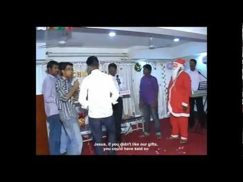 Real Meaning Of Christmas (hd) - Skit By Students Of Chennai Med Coll (srm Group), Trichy video