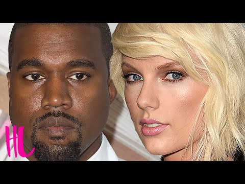 Taylor Swift Shaded By Kanye West At Drake Concert - VIDEO