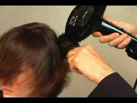 Edward Tricomi: Short Hair Cut Technique