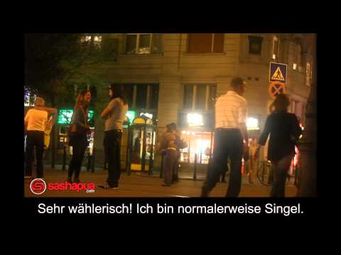 Budapest Kiss Close w/ GERMAN Subtitles [Infield Footage]