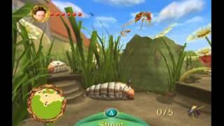 Bully - The Ant Bully Movie Game Walkthrough Part 9 (GameCube)