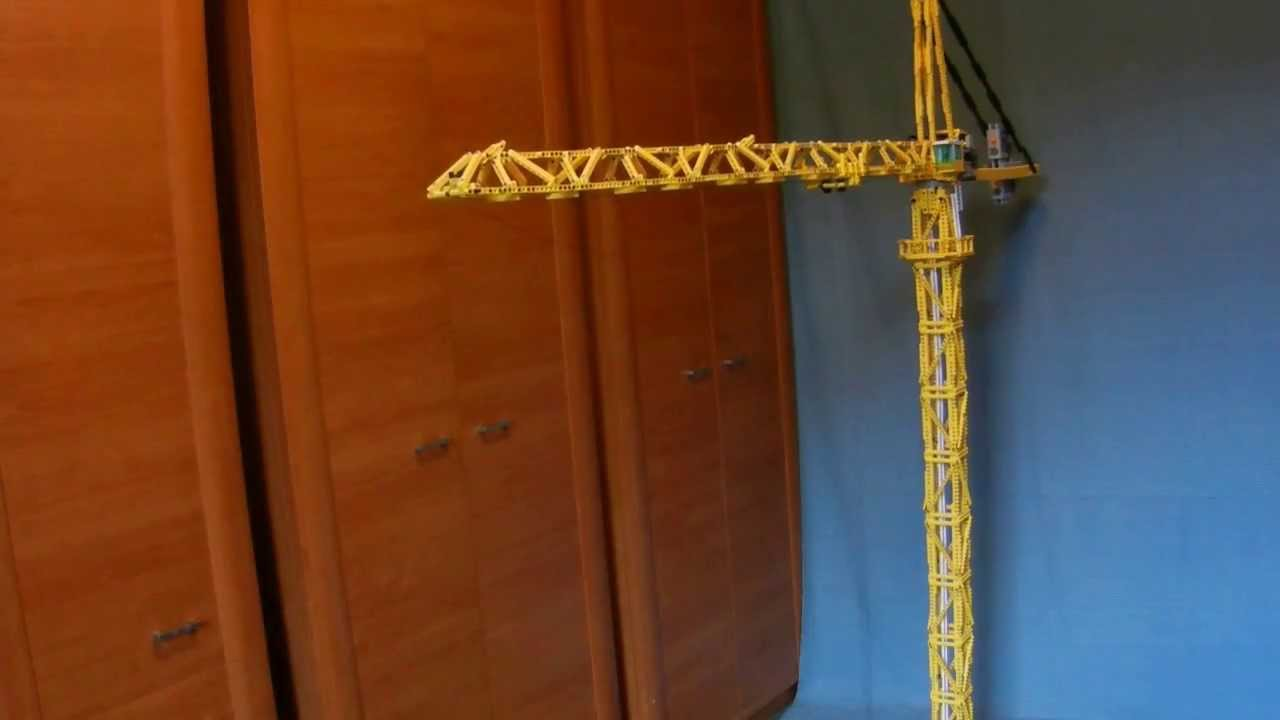 Lego Tower Crane Lego Tower Crane