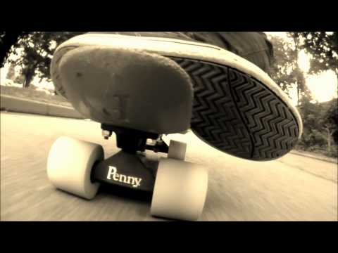 Penny Skateboarding