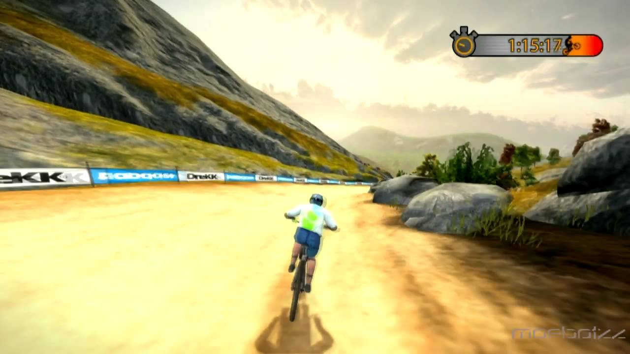 Bike Games For Ps3 Mountain Biking Demo PS