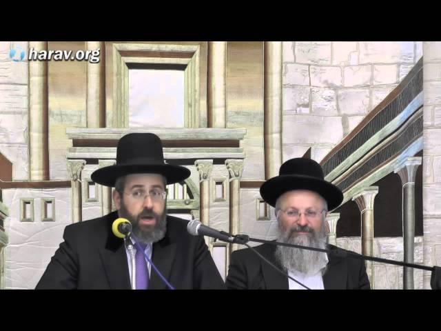 """שו""""ת בהלכות פסח עם הרב דוד לאו והרב שמואל אליהו שליט""""א"""
