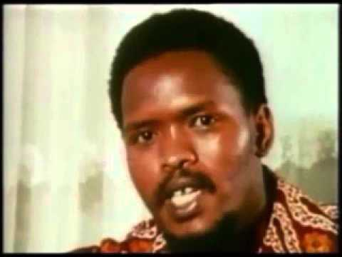 Steve Biko speaks on The Black Consciousness Movement