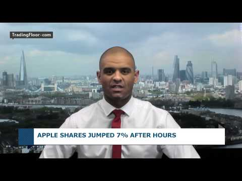 Jarman: Cautious market optimism after Apple and Facebook