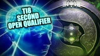4 Guys And A Mastermind (TI 2018 -  Second Open Qualifier)
