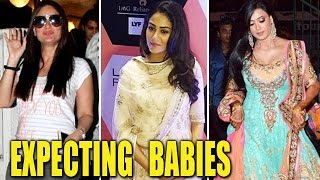 Top Bollywood Celebrities Who Are Expecting a Baby This Year