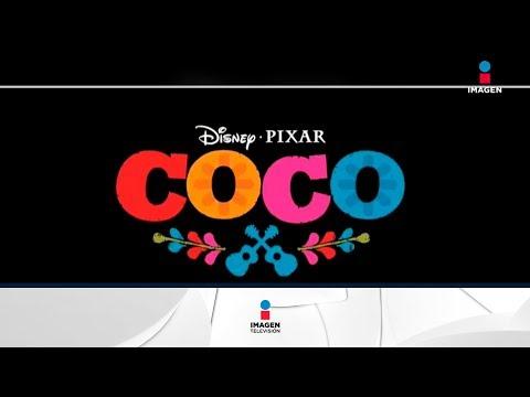 Estas son las voces que escucharás en español en 'Coco' | Noticias con Yuriria Sierra