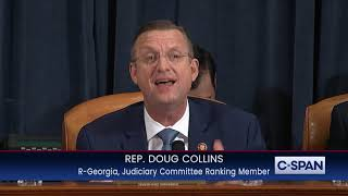 Rep. Doug Collins Opening Statement