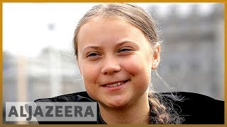 Teenage climate activist Greta Thunberg to set sail for US