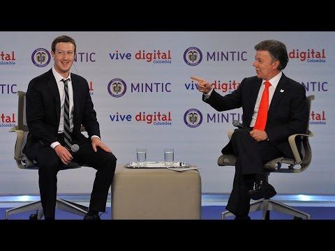 Zuckerberg lanza apps gratuitas en Colombia