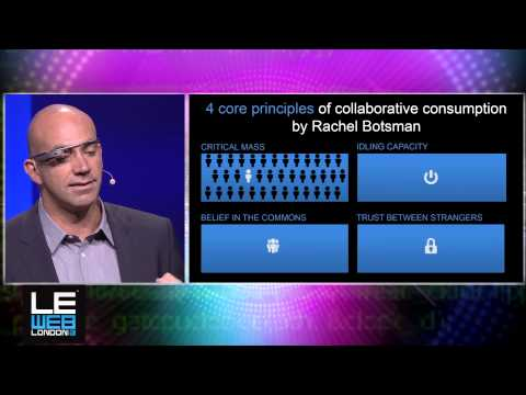Loic Le Meur - The Sharing Economy - LeWeb London 2013