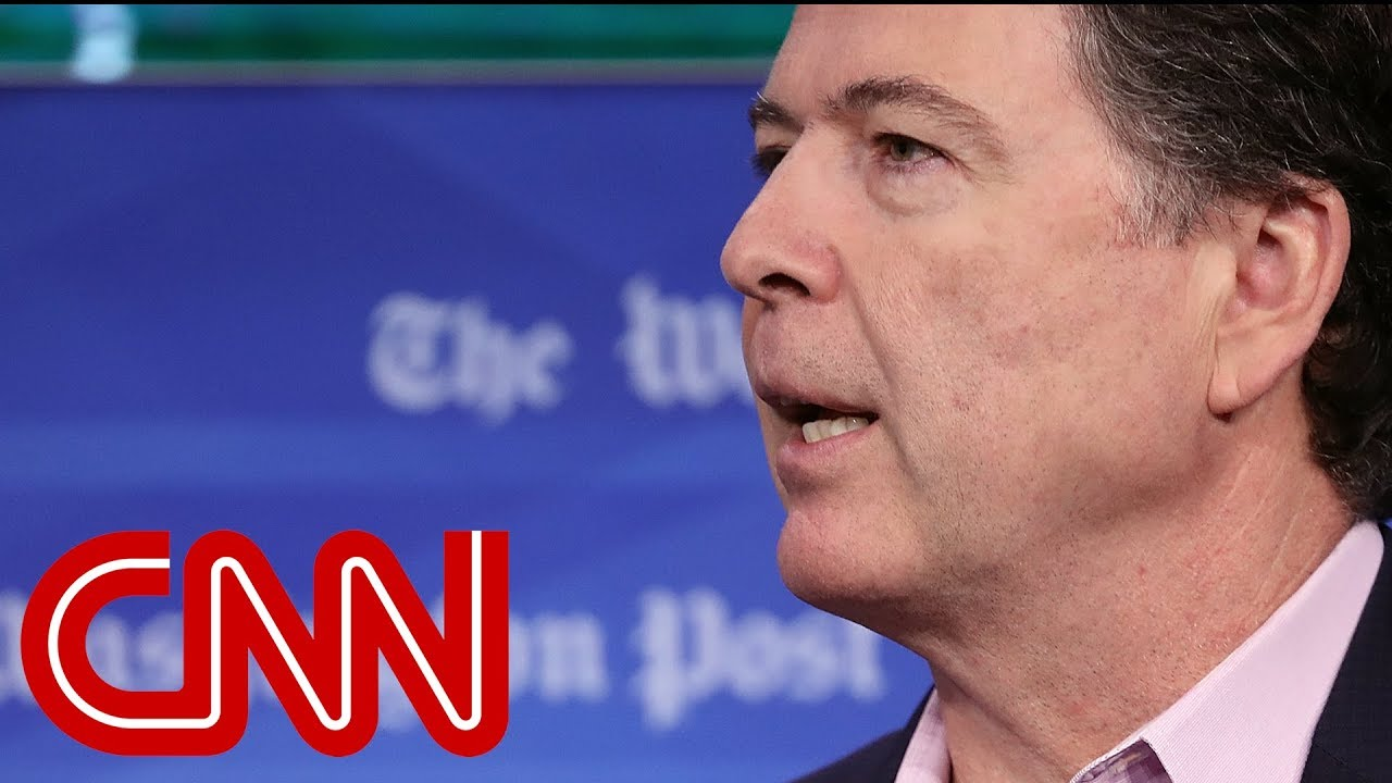 James Comey: Nothing in report makes me think we did wrong thing