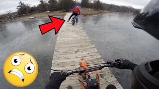 """THIS WAS A BAD IDEA!"" 