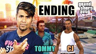 Secret? Why GTA Vice City Have No Ending ?