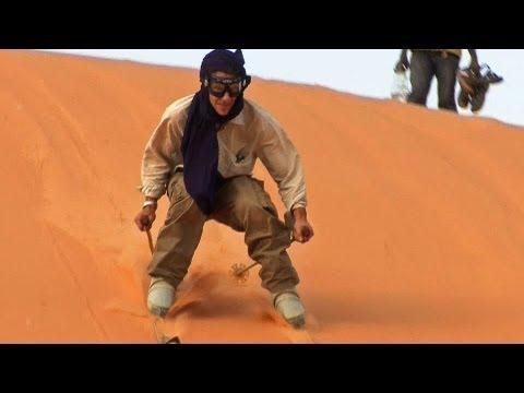 Drifting Sand - Leanna