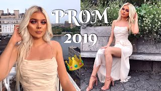 PROM Get Ready With Me + VLOG!!