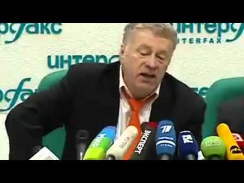 Жириновский пародия на Путина. Zhirinovsky parody of Putin.