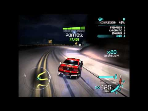 Need for Speed: Carbon, matando a saudade deste jogaço