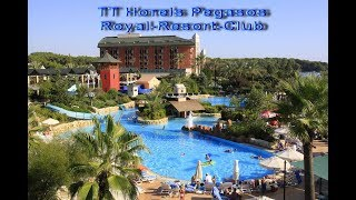 TT Hotel Pegasos (Royal-Resort-Club)-5 звёзд (I часть)
