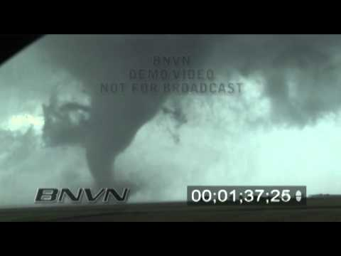 9/16/2006 McCook County SD Tornado Video