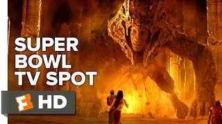 Video clip Gods of Egypt Official