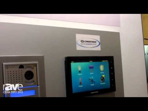 CEDIA 2015: Comelit Explains Its IP-Based Video Intercom System
