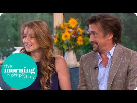 Richard Hammond Is Doing Well After His Second High Speed Crash | This Morning