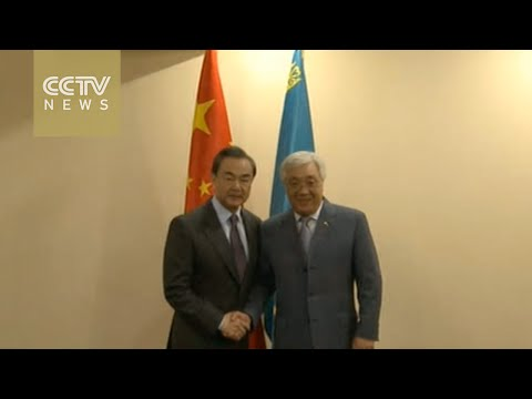 China-Kazakhstan ties: Foreign ministers discuss partnership