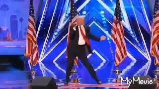 Donald Trump dance in Bhojpuri song