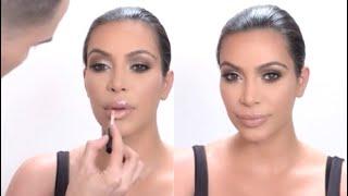[FULL VIDEO] KIM KARDASHIAN WEST Makeup Tutorial With Ariel Tejada   Red Carpet Ready