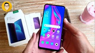 HANDS ON REVIEW OPPO F11 PRO (Ternyata...)