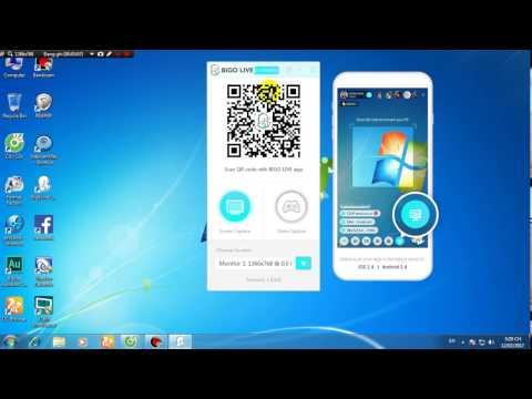 Bigo Live PC Connector - Kết nối màn hìnH máy tính với Bigo Live