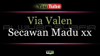 download lagu Karaoke Via Vallen - Secawan Madu Xx gratis