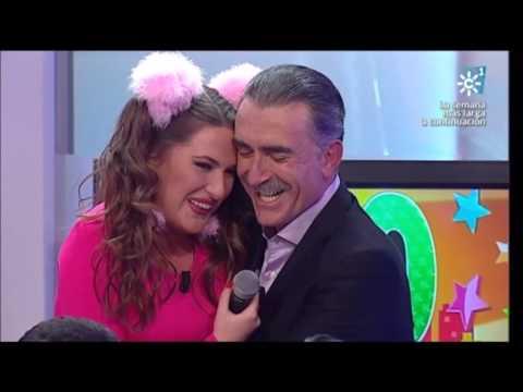 Laura Gallego - me Llamo María - 350 Programas De menuda Noche video