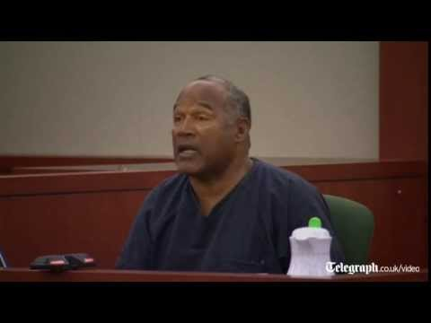 OJ Simpson testifies in bid for new trial