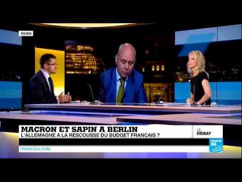 L'Allemagne à la rescousse du budget français ? - #DébatF24 (Partie 1)